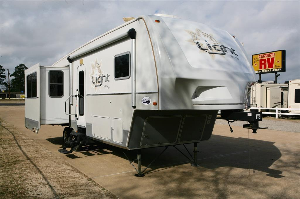 2012 Open Range Light 297RLS