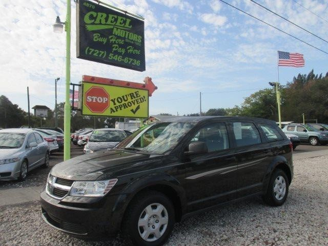 2010 Dodge Journey SE 4dr SUV