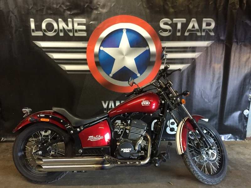 2014 Johnny Pag Motorcycles Malibu