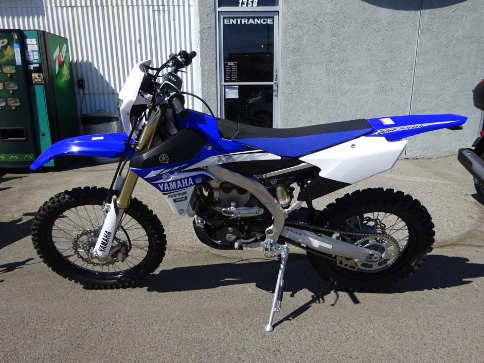 yamaha wr250f motorcycles for sale in california. Black Bedroom Furniture Sets. Home Design Ideas