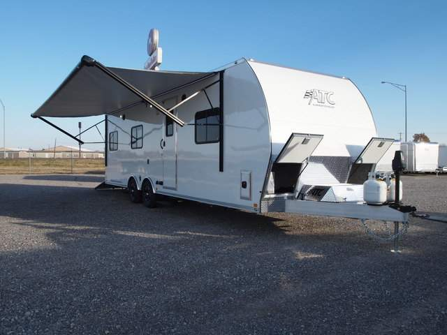2017 Atc - Aluminum Trailer Company 8.5' X 28' BEDROOM