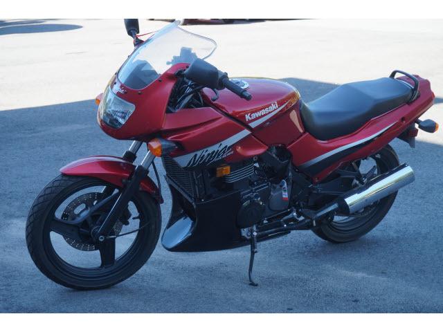 2006 Kawasaki Ninja 500