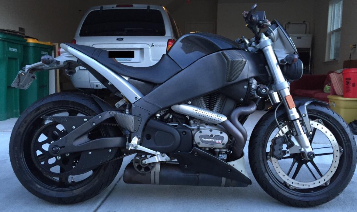 2008 Buell LIGHTNING XB12S