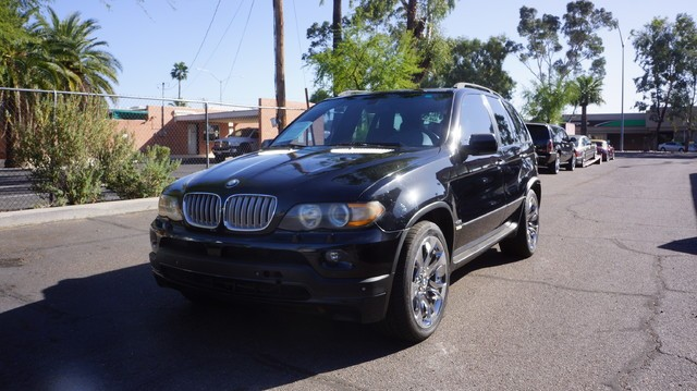 2005 BMW X5 4.8is 4.8is