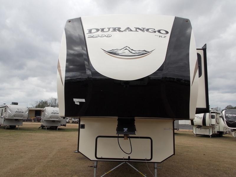 2017 Kz Rv Durango  2500 D325RLT