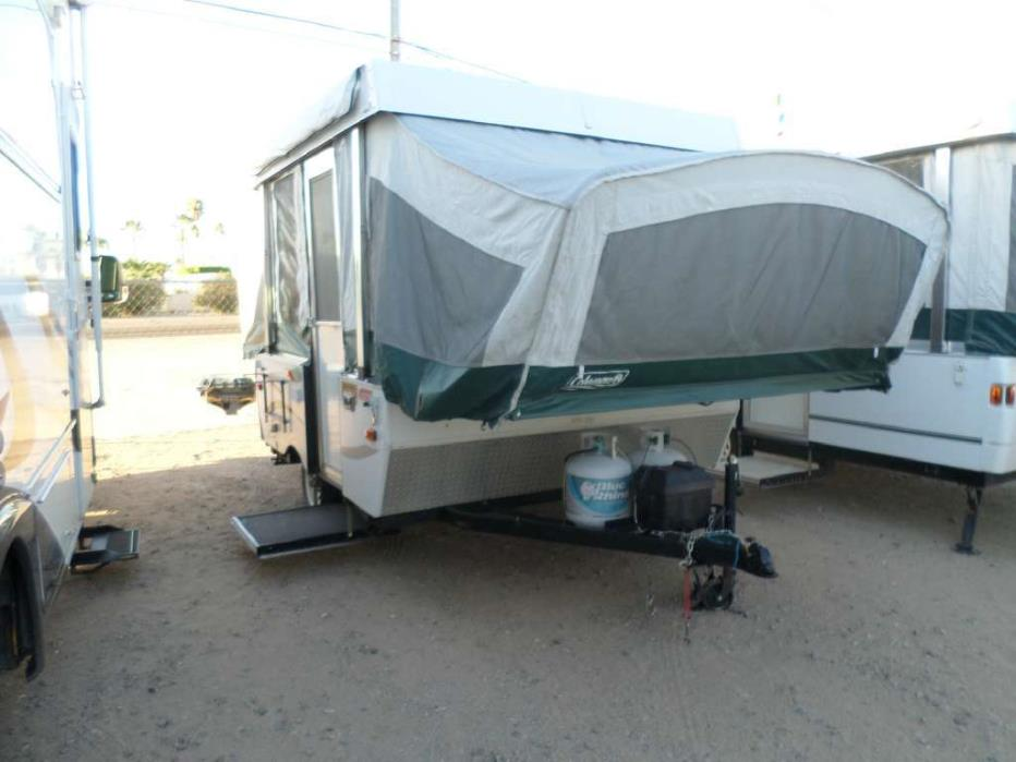 2010 Coleman Coleman Camping Trailers DESTINY SERIES