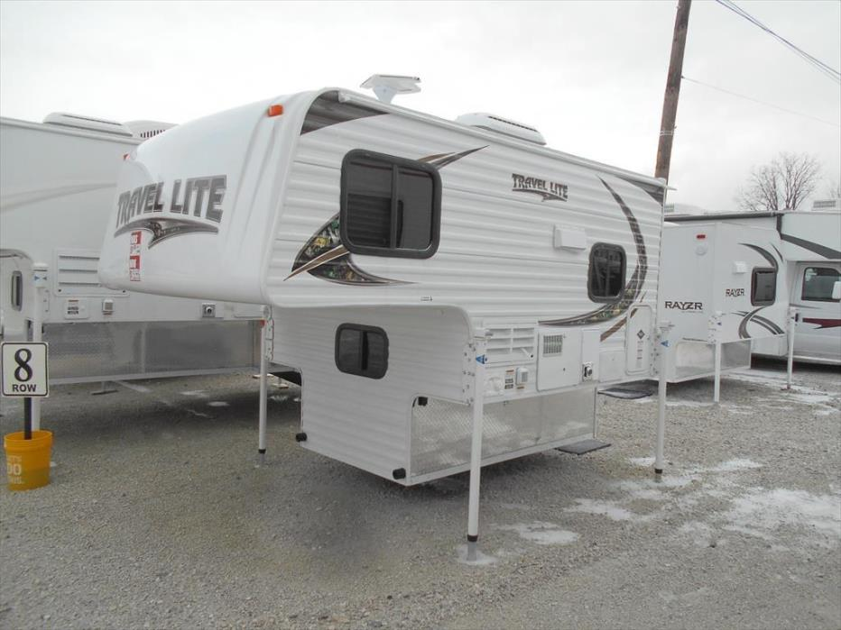 Travel Lite Truck Campers Super Lite 700 Sofa rvs for sale