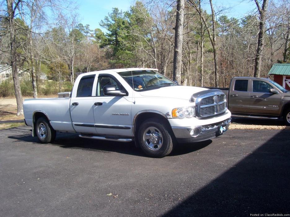 2005 Dodge Ram (diesel)