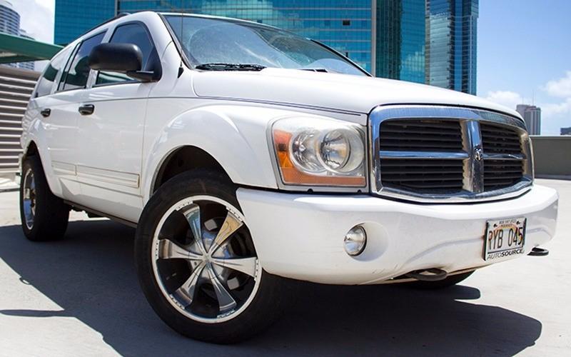 2005 Dodge Durango 4dr 4WD SLT