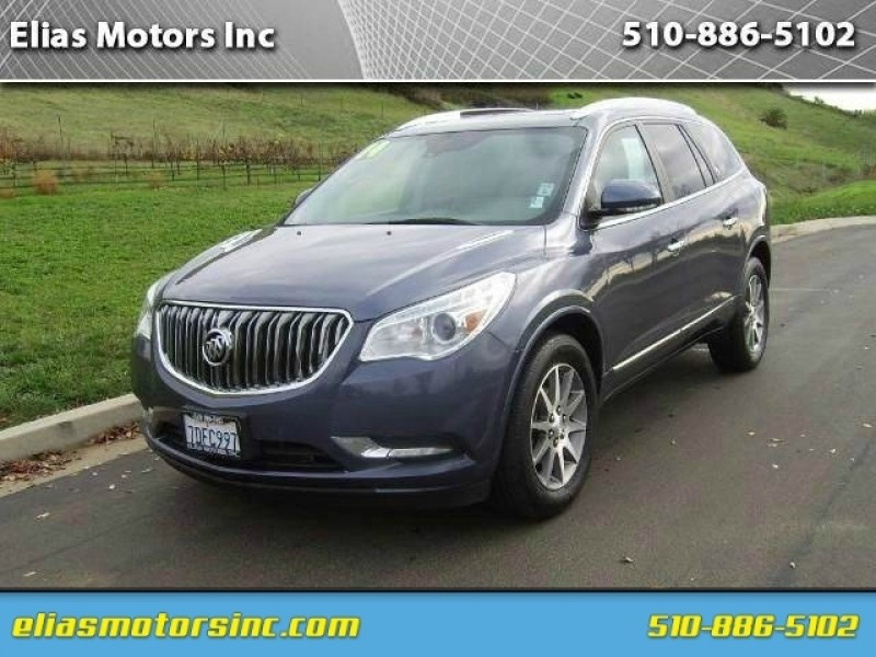 2014 Buick Enclave Leather AWD 4dr SUV