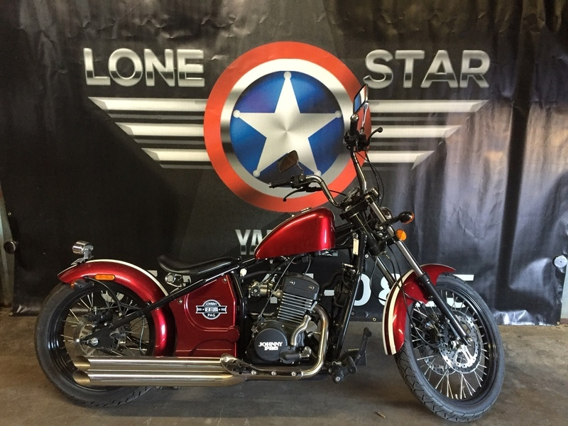 Johnny Pag motorcycles for sale