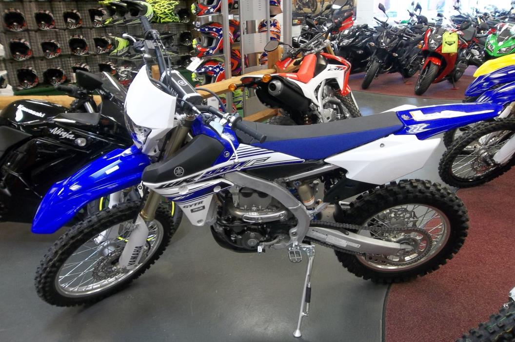 Yamaha Wr250f Motorcycles For Sale In Petersburg West