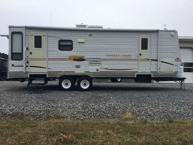 2007 Sunnybrook Sunset Creek 267RL