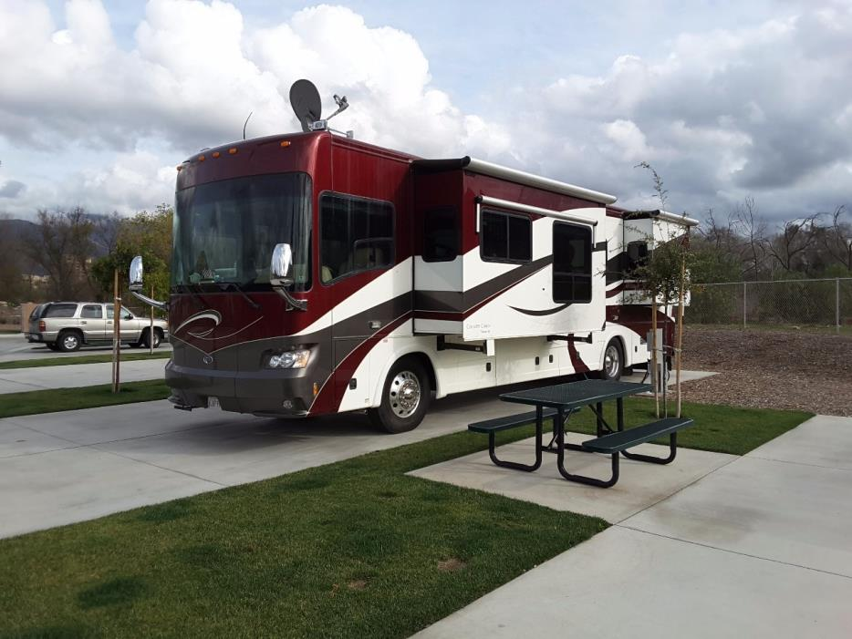 2007 Country Coach TRIBUTE 260SEQUOIA