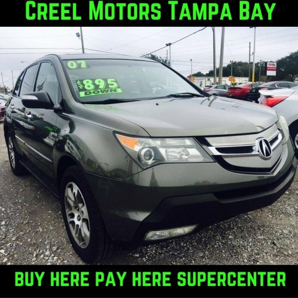 Acura Mdx 2007 Cars For Sale