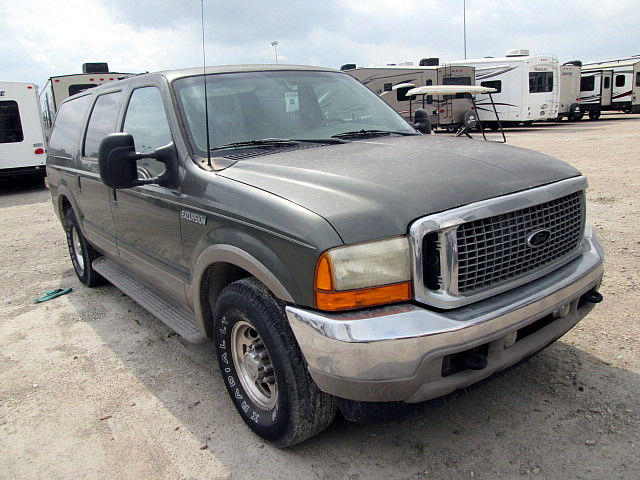 2001 Ford EXCURSION 4dsw