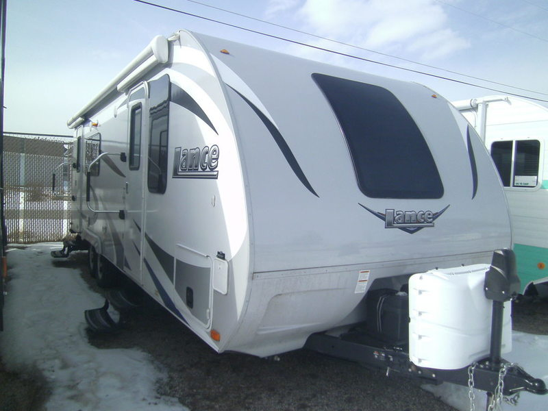 2016 Lance Travel Trailers 2285