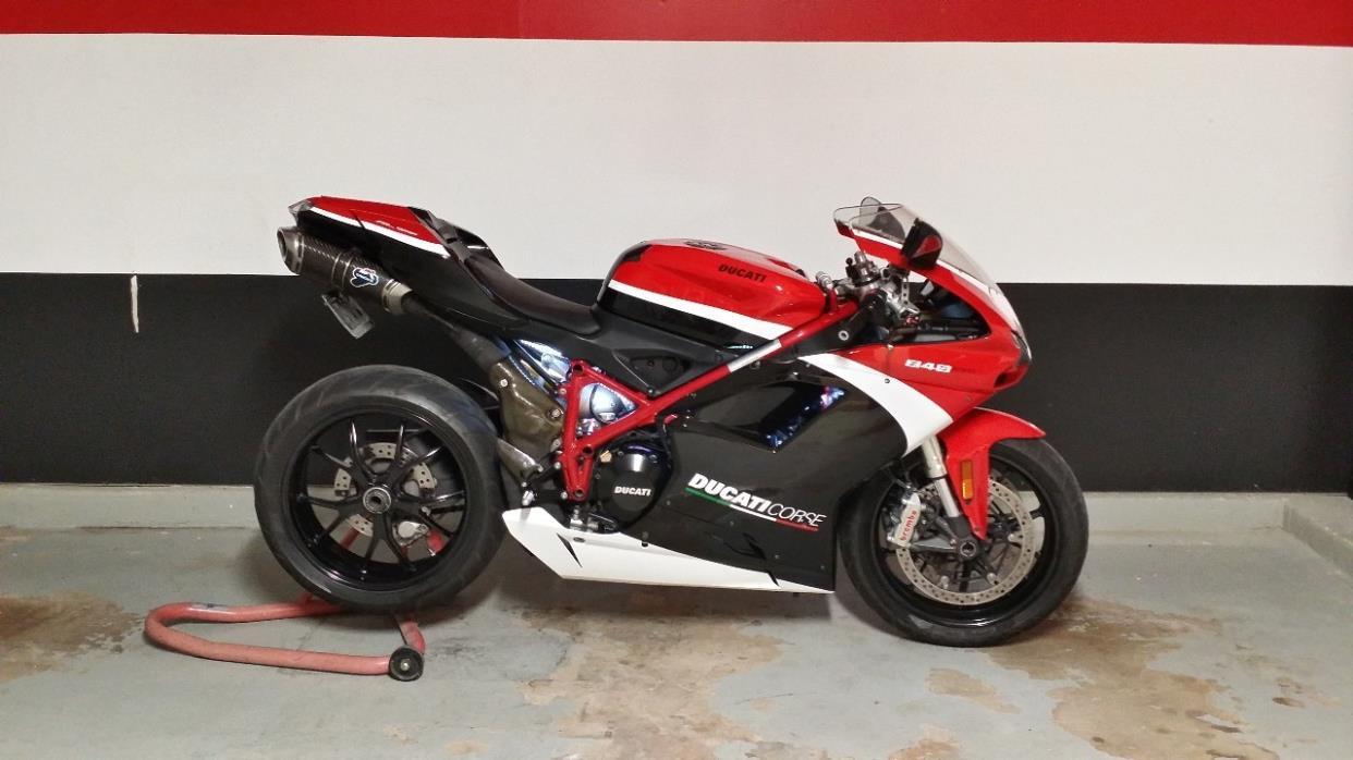 Ducati  Evo Corse Se Parts