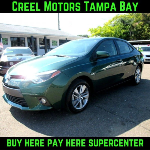 Toyota Cars For Sale In St Petersburg, Florida