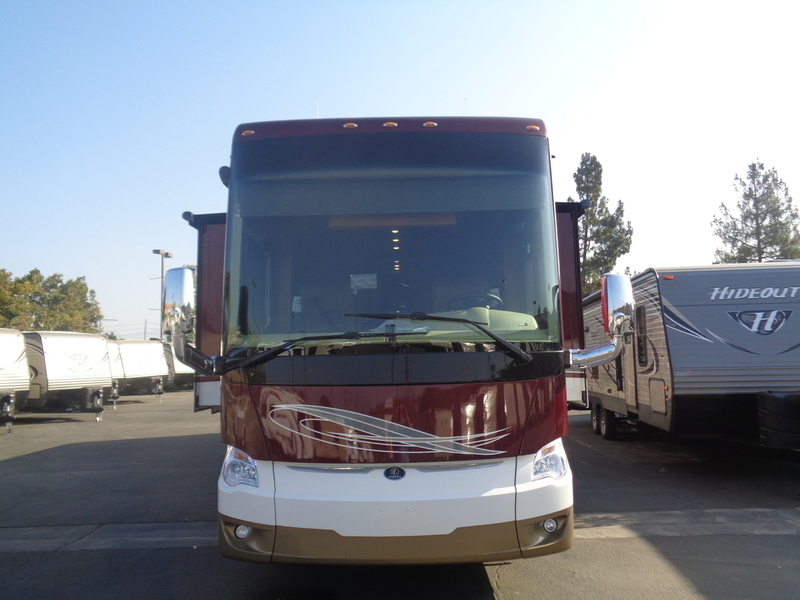 2017 Tiffin Motorhomes ALLEGRO BUS 40SP-2
