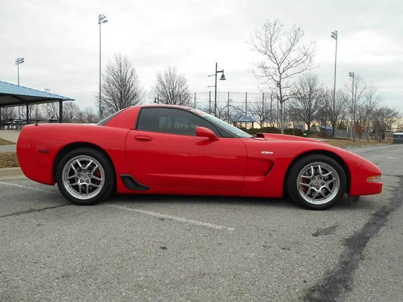 2004 Chevrolet Corvette Z06 2dr Coupe
