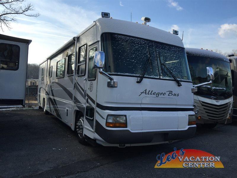 2001 Tiffin Allegro Bus 40 OB