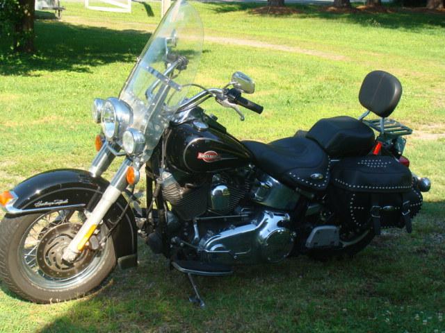 2008 Harley-Davidson HERITAGE SOFTAIL CLASSIC