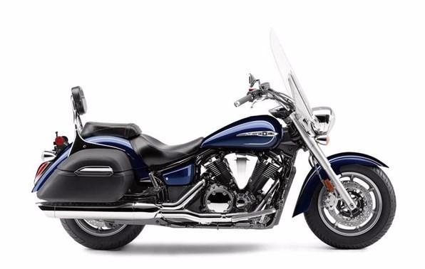 2017 Star Motorcycles V Star 1300 Tourer