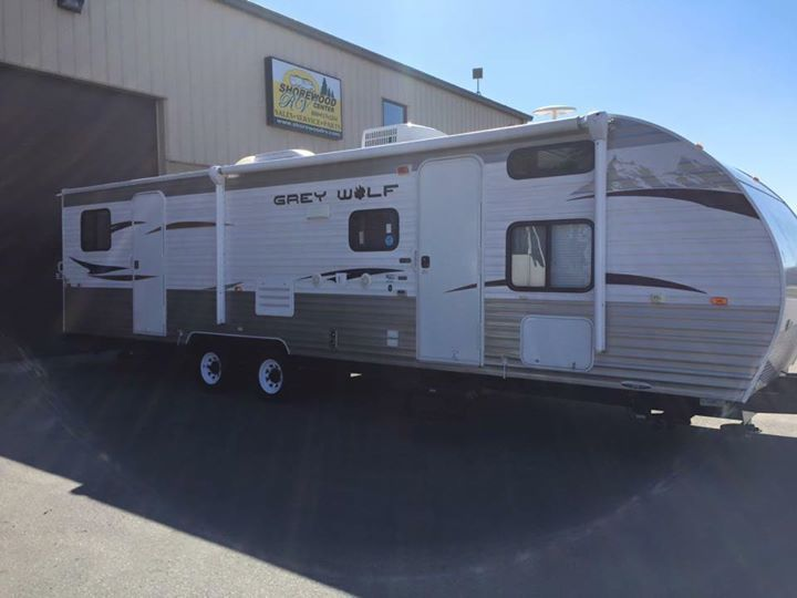 2012 Forest River CHEROKEE GREY WOLF 29DSFB