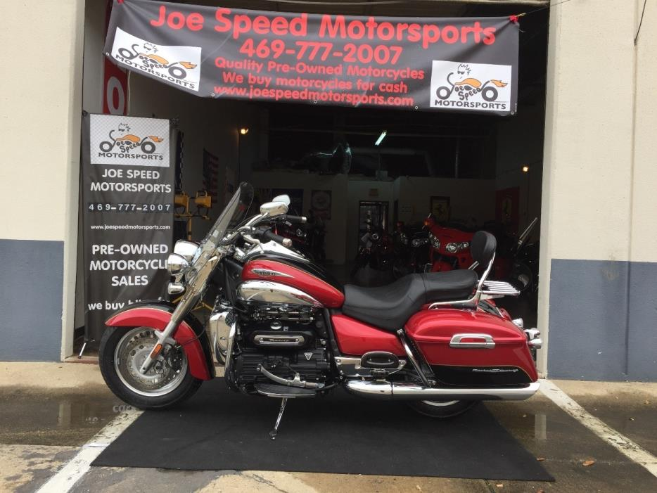 Triumph Rocket Iii Touring Abs Motorcycles For Sale In Dallas Texas