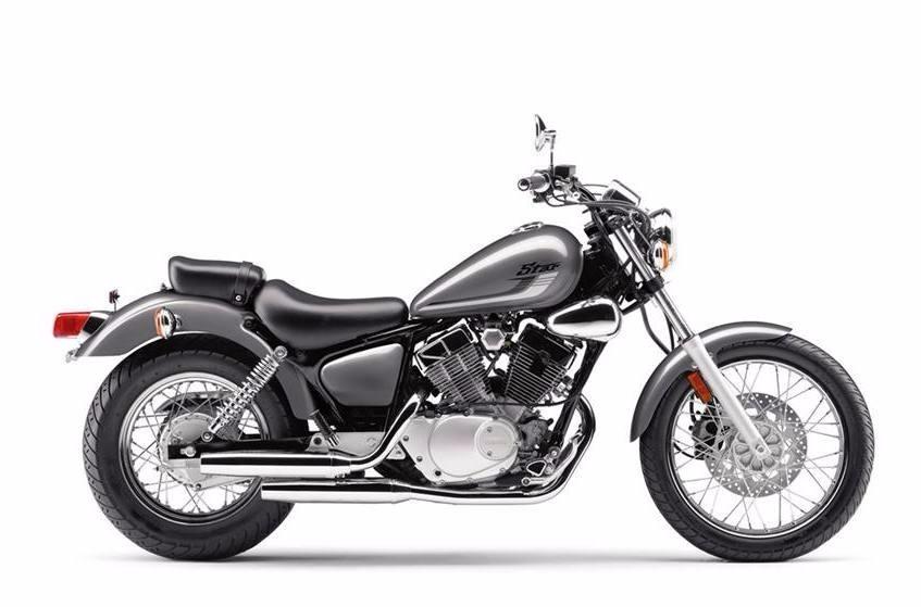 2017 Star Motorcycles V Star 250