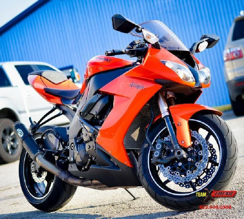 Kawasaki Zx10r Motorcycles for sale in Houston, Texas