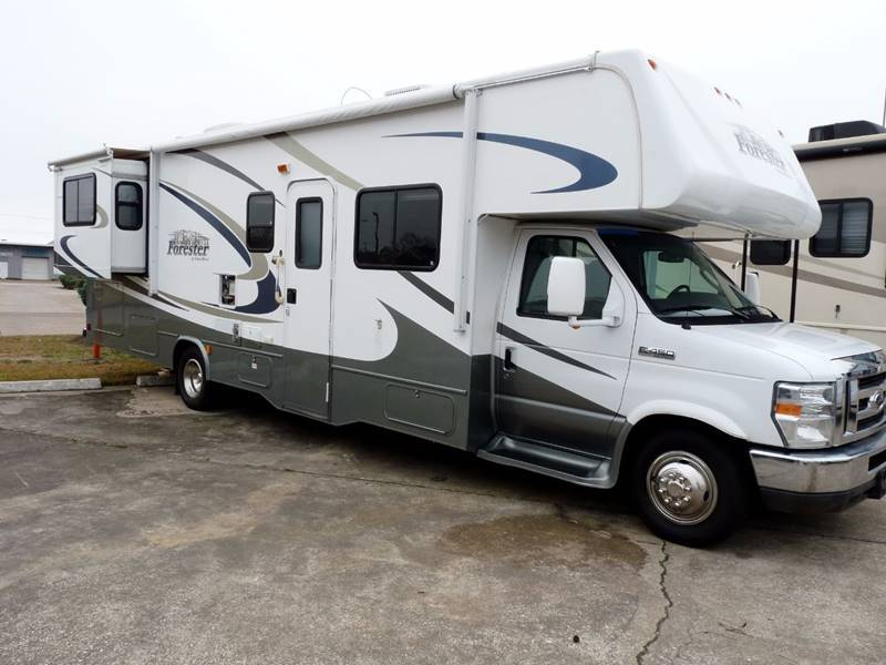 Forest River Forester 3121ds Rvs For Sale