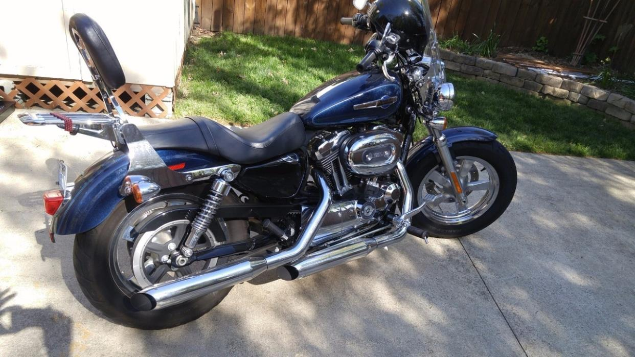 2012 Harley-Davidson SPORTSTER 1200 SPORT