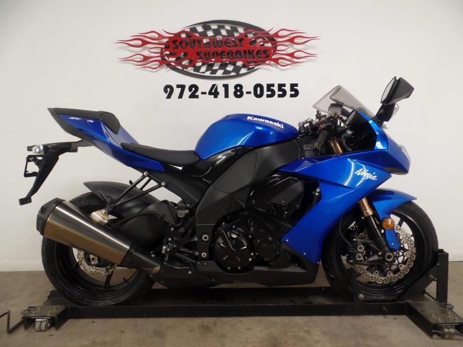 Kawasaki Ninja For Sale Dallas