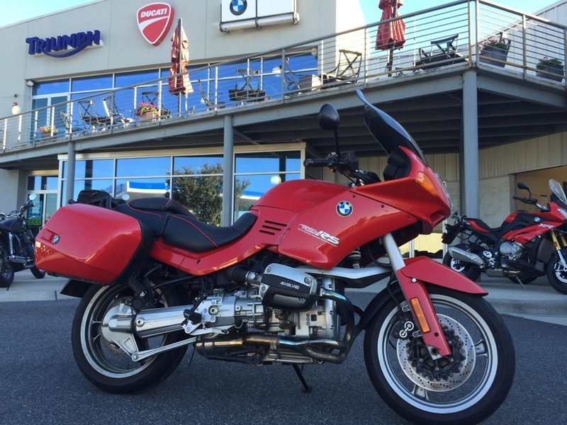 Bmw R 1100 Rs Abs Motorcycles For Sale