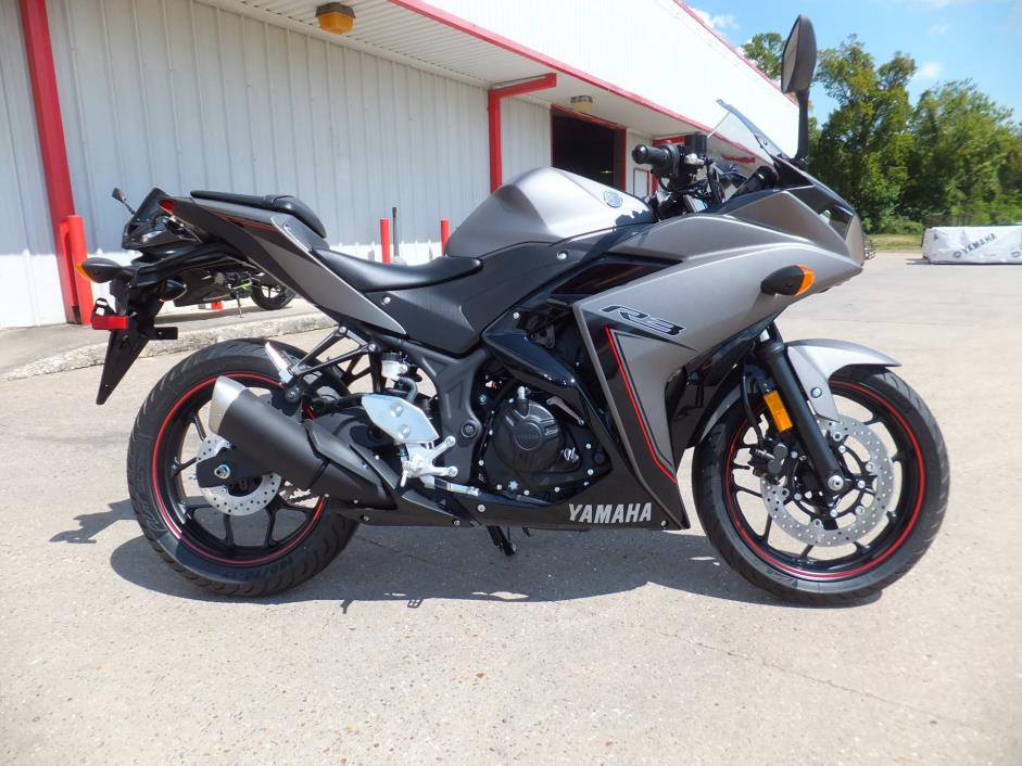 yamaha yzf r3 motorcycles for sale in humble texas. Black Bedroom Furniture Sets. Home Design Ideas