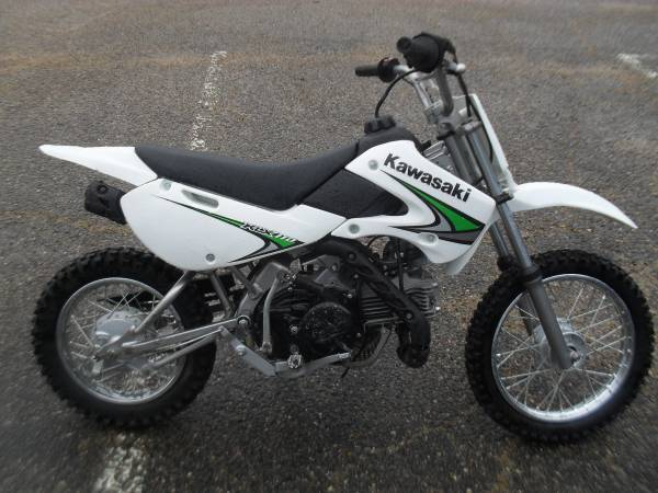 2008 Klx 110 Kawasaki Motorcycles For Sale