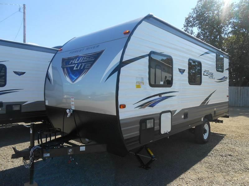 2017 Forest River Cruise Lite 175BH