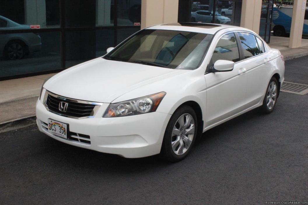 2008 Honda Accord (#3608)