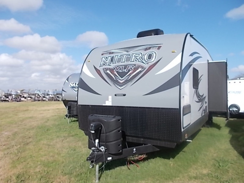 Forest River Xlr Nitro 31kw Rvs For Sale