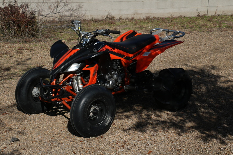 Yamaha yfz450 se motorcycles for sale for 2008 yamaha yfz450