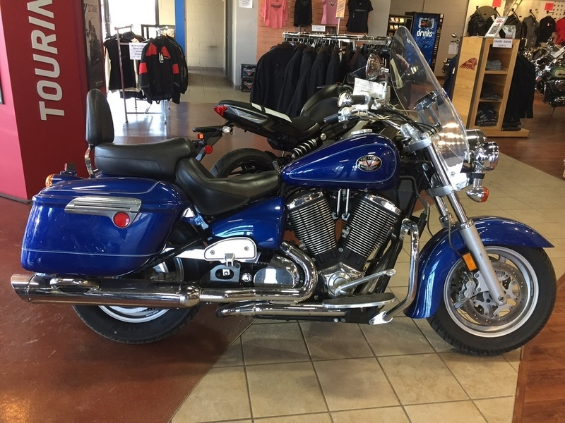 2004 Victory Touring Cruiser