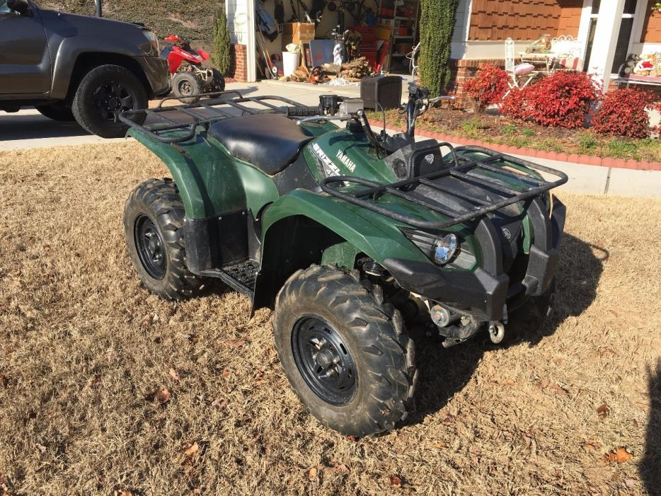 Yamaha Grizzly  For Sale In Georgia
