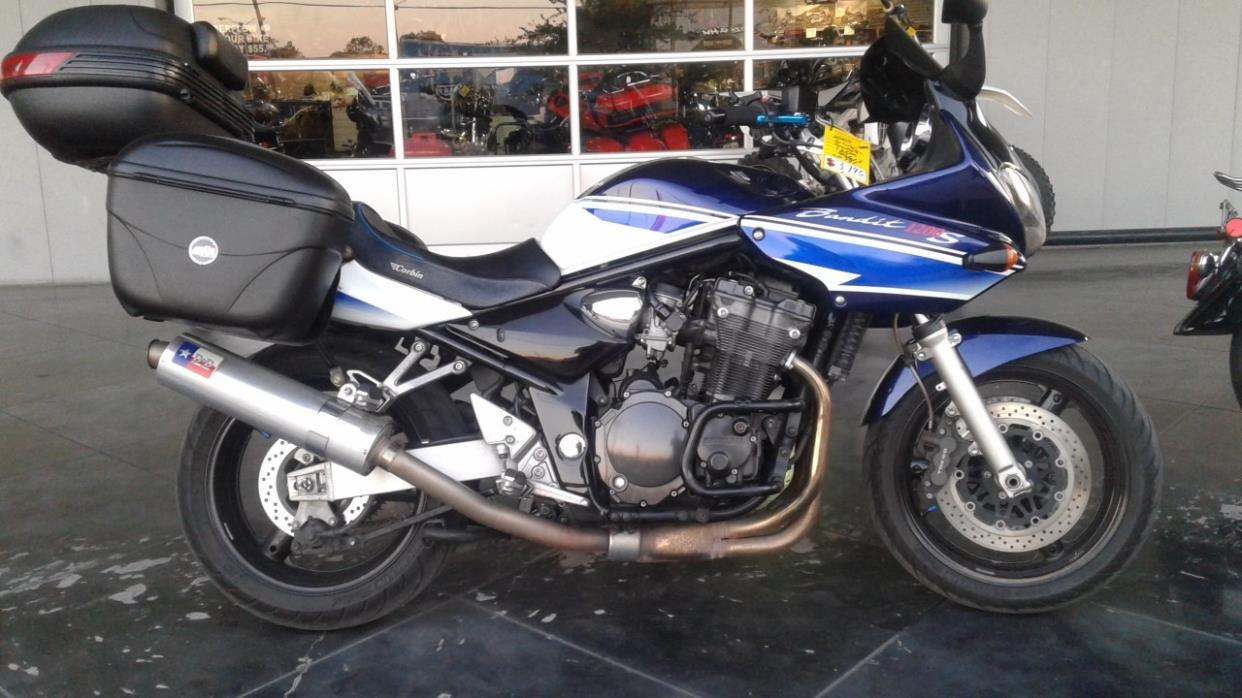 2005 suzuki bandit 1200 motorcycles for sale. Black Bedroom Furniture Sets. Home Design Ideas