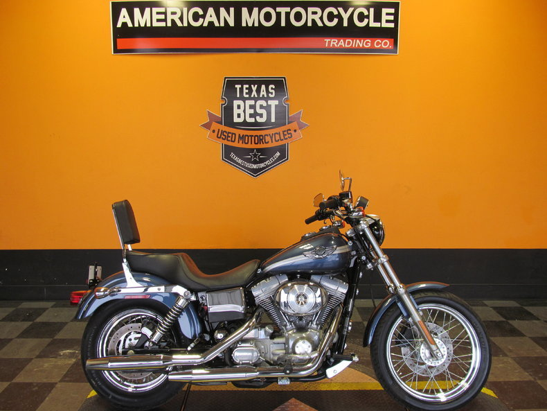 harley davidson dyna motorcycles for sale in mansfield texas. Black Bedroom Furniture Sets. Home Design Ideas