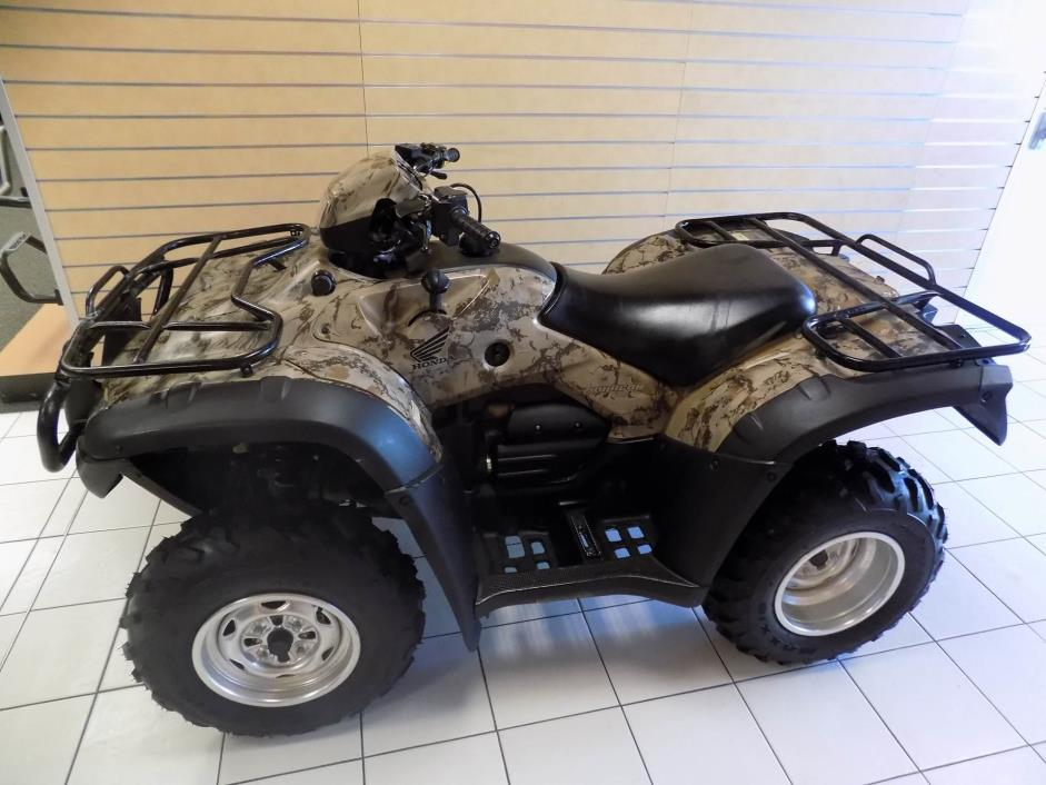 2007 Honda Rubicon Motorcycles for sale