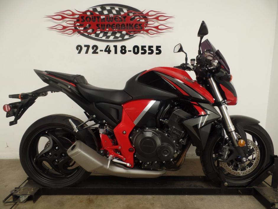 Honda cb 1000 motorcycles for sale in dallas texas for Honda dallas tx
