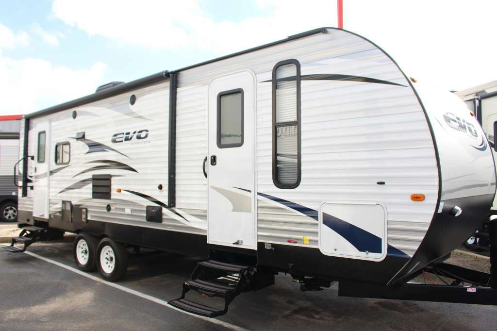 2017 Forest River Evo T2600