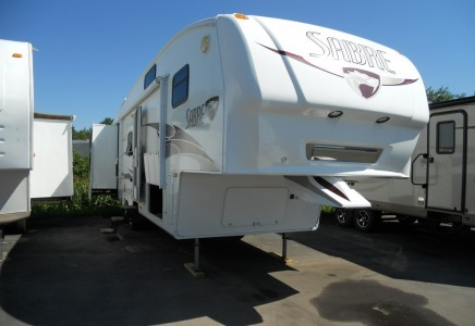 2009 Forest River Sabre 31BHTS